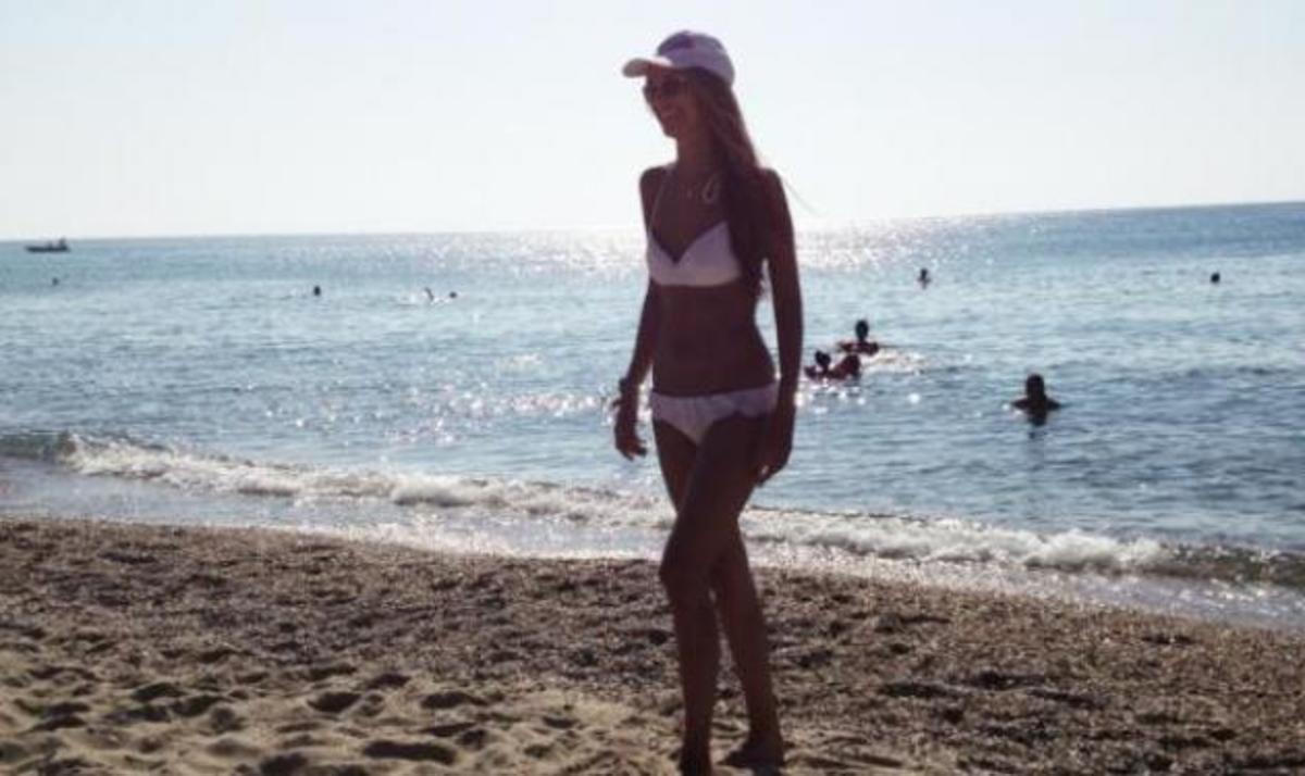 Α. Πρέλεβιτς: Οι διακοπές στη Χαλκιδική και η επιστροφή στην Αθήνα! Φωτογραφίες   Newsit.gr