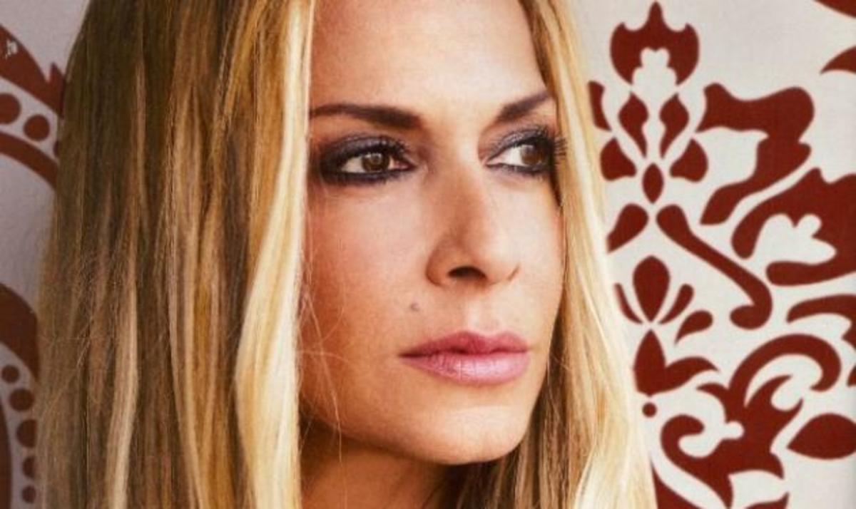Α. Βίσση: Επιστροφή στo σπίτι μετά το ατύχημα! Ποιος είναι δίπλα της | Newsit.gr