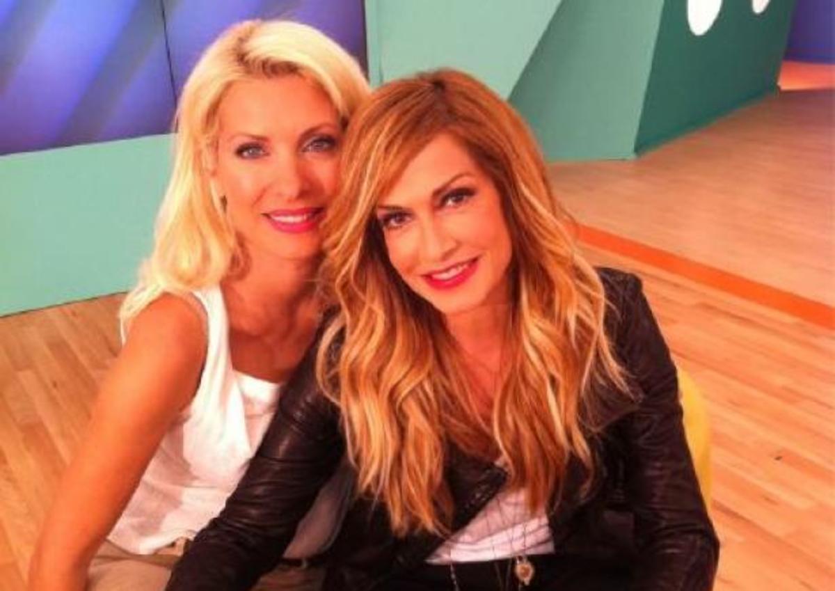 Βίσση-Μενεγάκη…backstage! | Newsit.gr