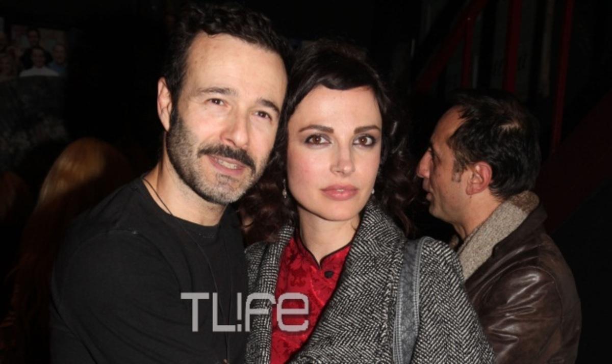 Α. Δημητρίεβιτς: Στην πρεμιέρα του συζύγου της Θ. Ευθυμιάδη! Δες ποιοι άλλοι πήγαν   Newsit.gr