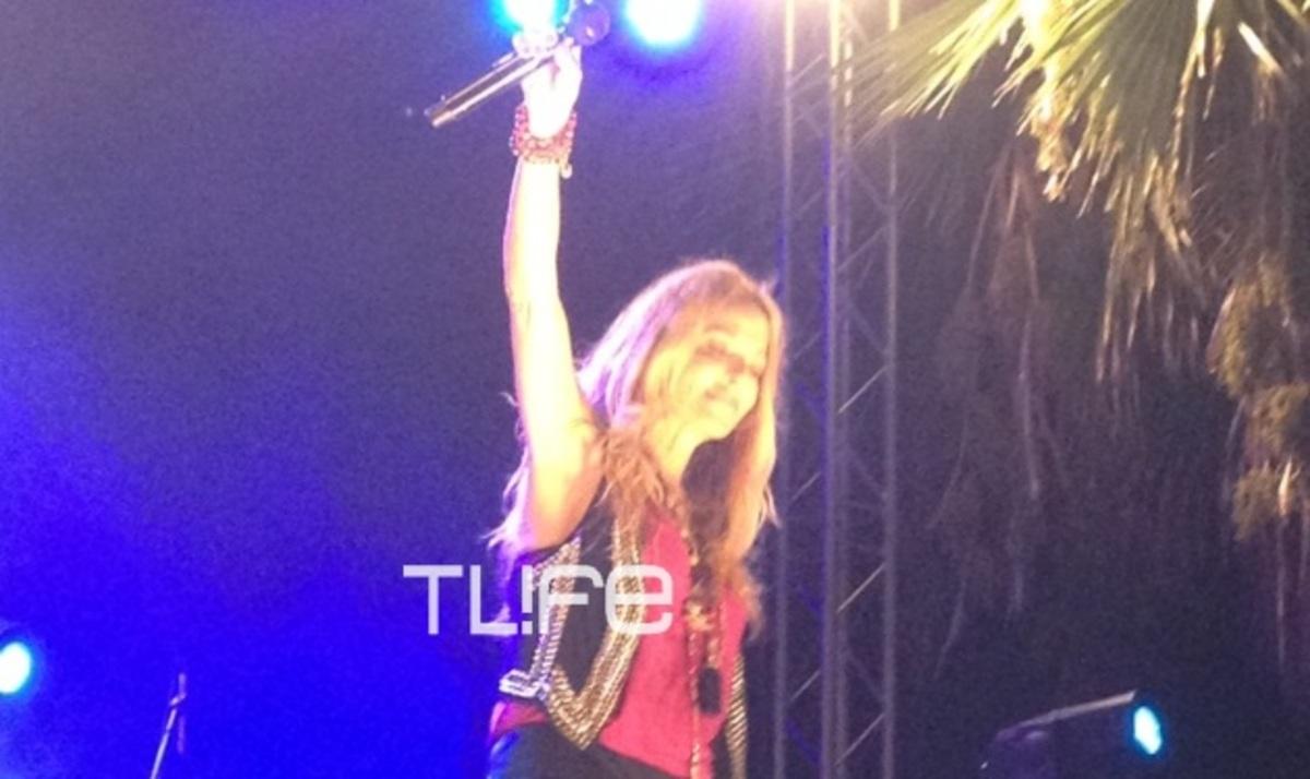 To TLIFE στη συναυλία της Άννας Βίσση στο Ρέθυμνο! Φωτογραφίες   Newsit.gr