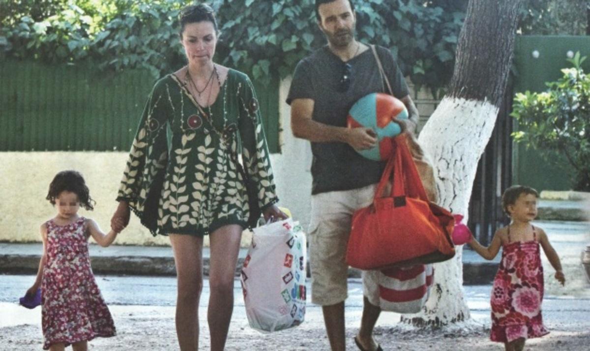 Θ. Ευθυμιάδης – Α. Δημητρίεβιτς: Όμορφες στιγμές με τις κόρες τους!   Newsit.gr