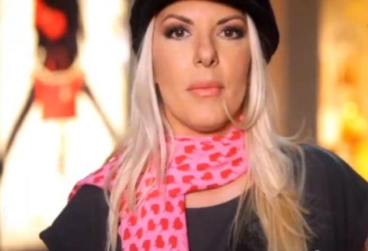 Αννίτα Πάνια: Μη φρικάρεις, μη μασάς, μη στραβώνεις, παρ΄το αλλιώς! | Newsit.gr