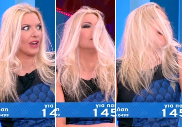Τι παθαίνει η Αννίτα όταν την «πιάνει» η Άνοιξη; | Newsit.gr