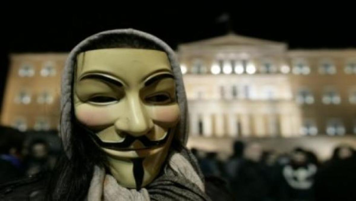 Οι Anonymous ξεκίνησαν τις επιθέσεις σε κυβερνητικές ιστοσελίδες! | Newsit.gr