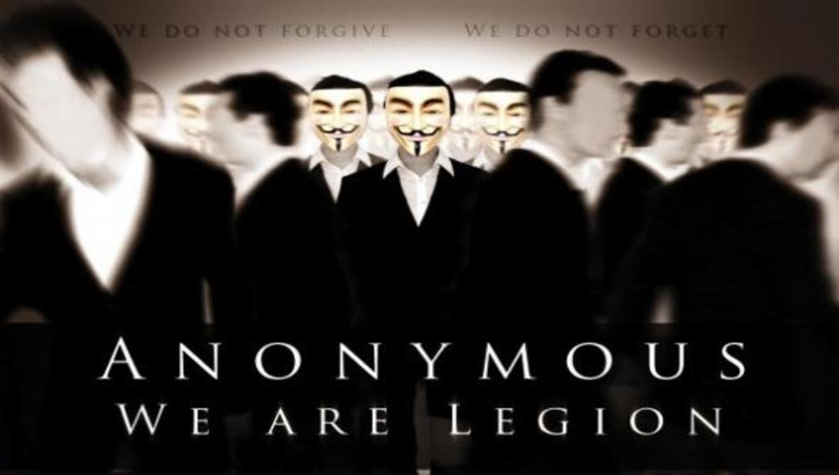 Όλες οι επιθέσεις που πραγματοποιήθηκαν από τους Anonymous κατά την επιχείρηση #Nov5 | Newsit.gr