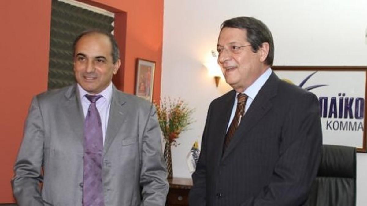 Συμπληρώνει το παζλ του υπουργικού ο Ν. Αναστασιάδης   Newsit.gr