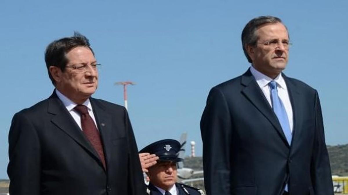 Καυτή ατζέντα στην Αθήνα – Συγκεκριμένα αιτήματα Αναστασιάδη σε Σαμαρά | Newsit.gr