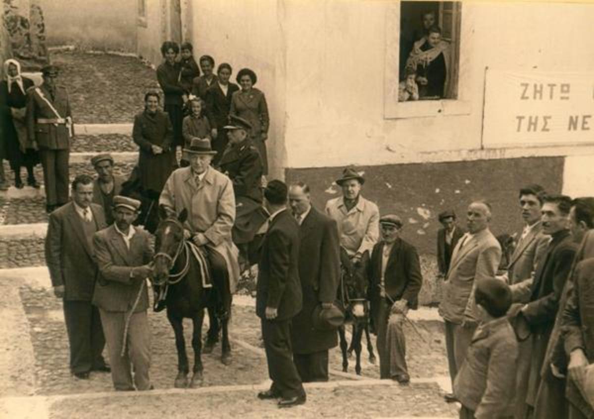 Η πρώτη επίσκεψη Γερμανού ηγέτη μετά τον Β Παγκ. Πόλεμο – ΦΩΤΟ | Newsit.gr