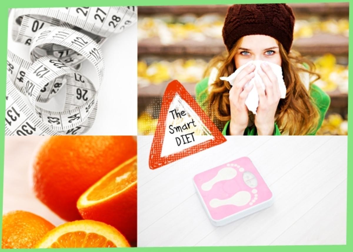 Anti-flu Diet! Χάνεις κιλά και παράλληλα σε προστατεύει από το κρυολόγημα… | Newsit.gr