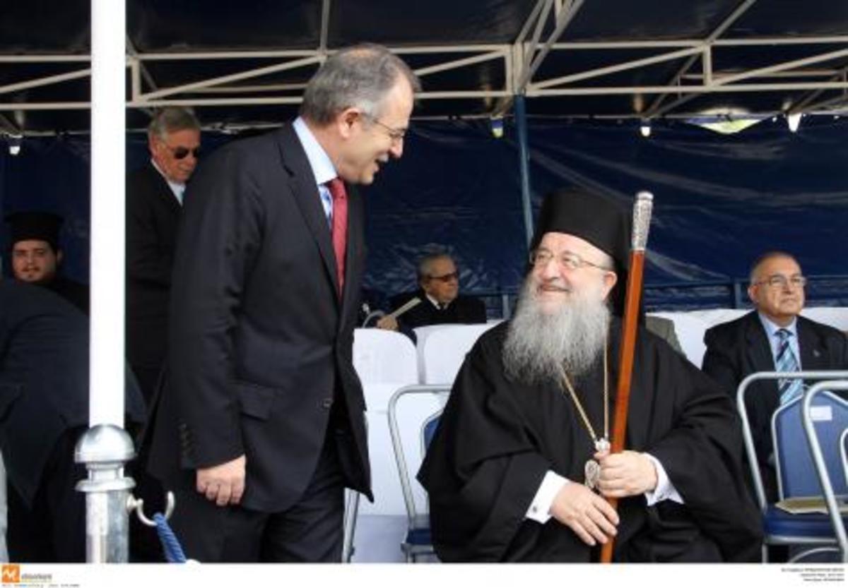 Άνθιμος : «Αν θέλετε τέμενος στην Αθήνα, ανοίξτε την Αγιά Σοφιά για προσευχή» | Newsit.gr