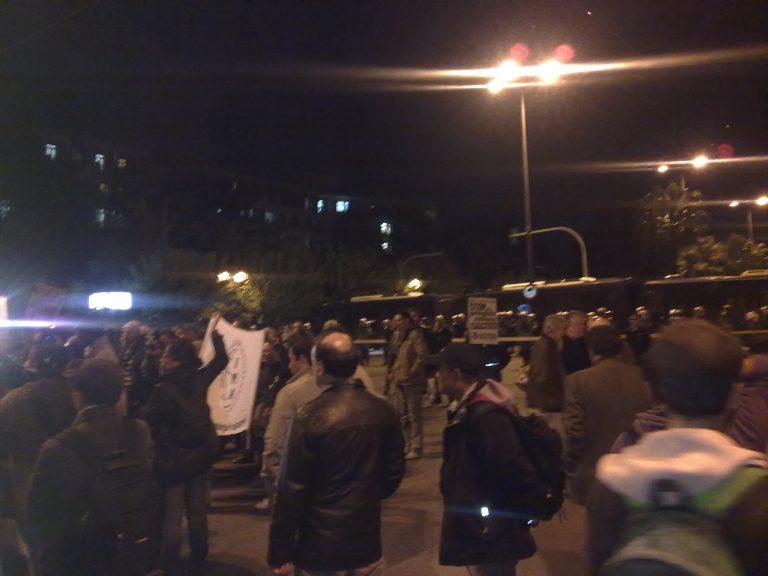 Ολοκληρώθηκε το αντιρατσιστικό συλλαλητήριο | Newsit.gr
