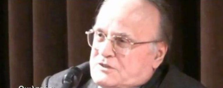 Έφυγε από τη ζωή ο δημοσιογράφος Θανάσης Αντωνόπουλος   Newsit.gr
