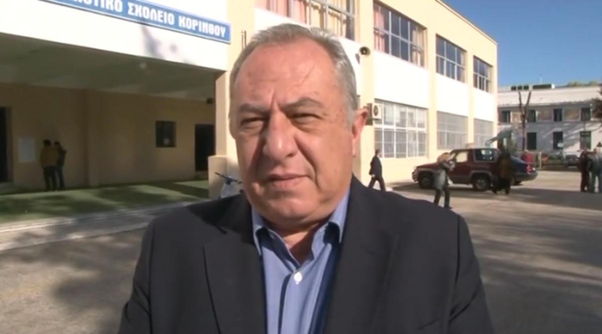 Καταγγέλλει ότι δέχθηκε απειλές για τη ζωή του ο Αντιπεριφερειάρχης Κορινθίας Π. Καλλίρης | Newsit.gr