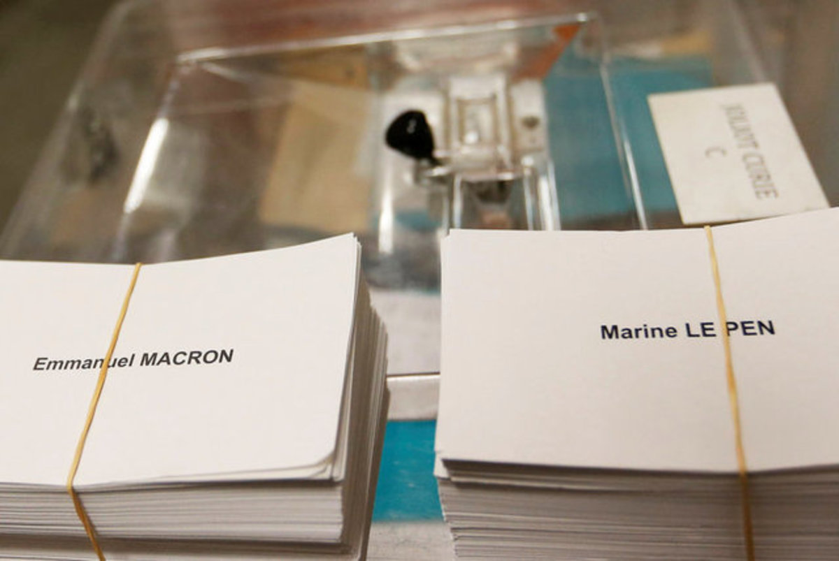 Γαλλία – Προεδρικές εκλογές: Απεργίες και πορείες «είτε κερδίσει η πανούκλα είτε η χολέρα» | Newsit.gr