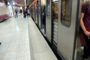 Απεργία μετρό: Πως θα κινηθούν οι συρμοί την Τετάρτη [17/05]