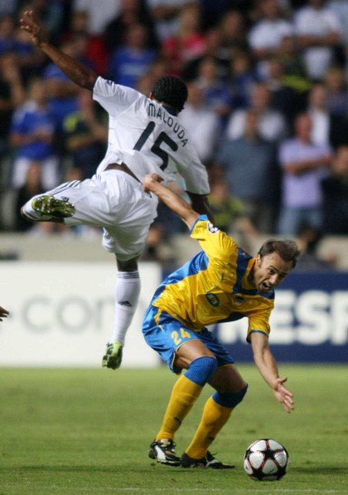 Με 1-0 έχασε ο ΑΠΟΕΛ από τη Τσέλσι | Newsit.gr