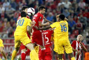 ΑΠΟΕΛ – Ολυμπιακός 2-0 ΤΕΛΙΚΟ: Δεύτεροι οι «ερυθρόλευκοι»
