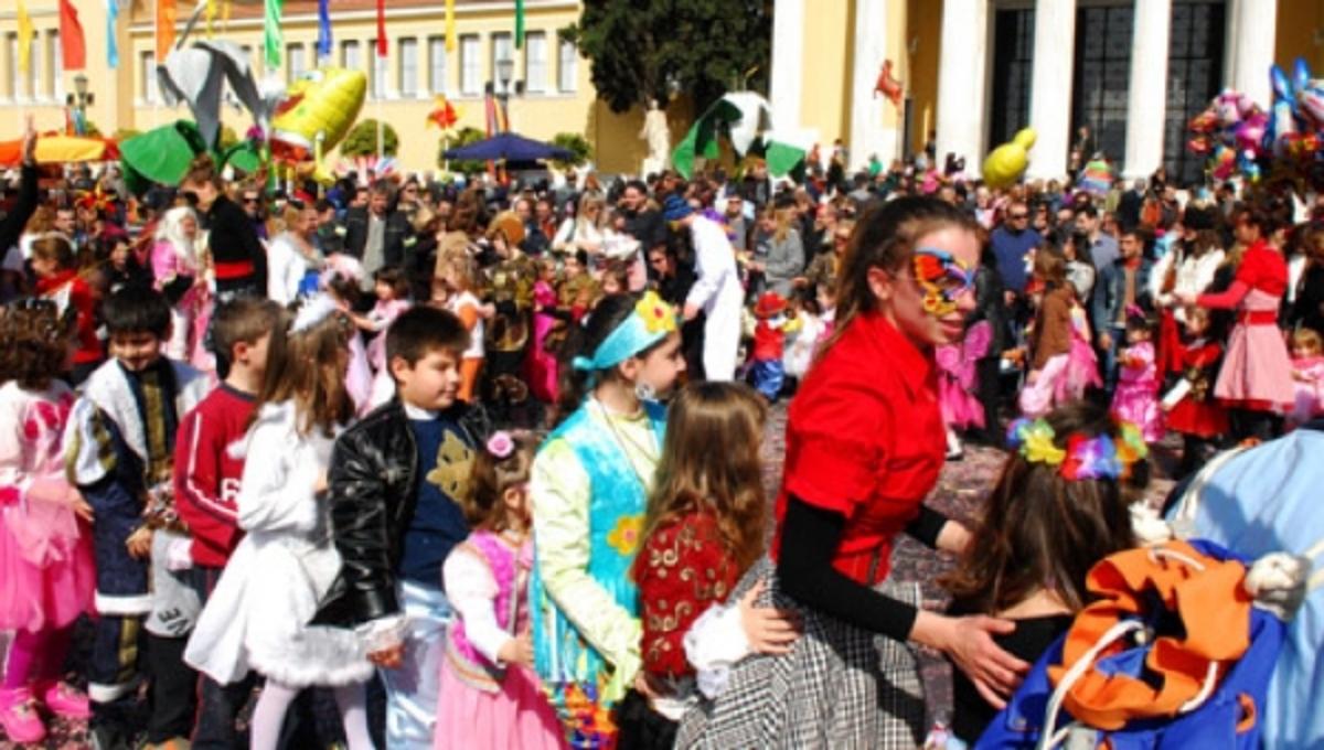 Απόκριες και παιδιά: τι πρέπει να προσέχουν οι γονείς | Newsit.gr