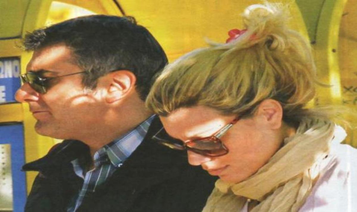 Κ. Αποστολάκης – Α. Αναστασάκη: Ερωτευμένοι κι ευτυχισμένοι, περιμένουν το πρώτο τους παιδί | Newsit.gr