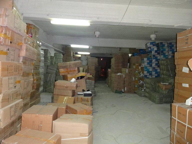 Ο «Ξένιος Ζευς» βρήκε αποθήκη με 1 εκατ. προϊόντα «μαιμού» – ΦΩΤΟ και ΒΙΝΤΕΟ   Newsit.gr