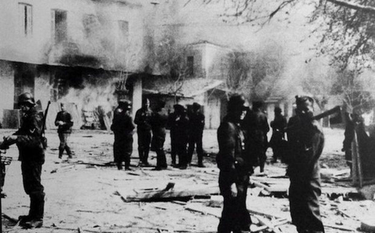 Βερολίνο: Καμία περίπτωση να δώσουμε πολεμικές αποζημιώσεις στην Ελλάδα   Newsit.gr