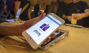 Apple: Ρεκόρ εσόδων με απογοητευτικές πωλήσεις iPhone 6s και 6S Plus