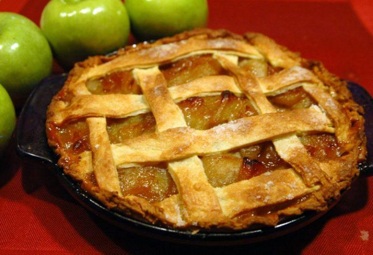 Συνταγή για μηλόπιτα με λίγες θερμίδες! | Newsit.gr