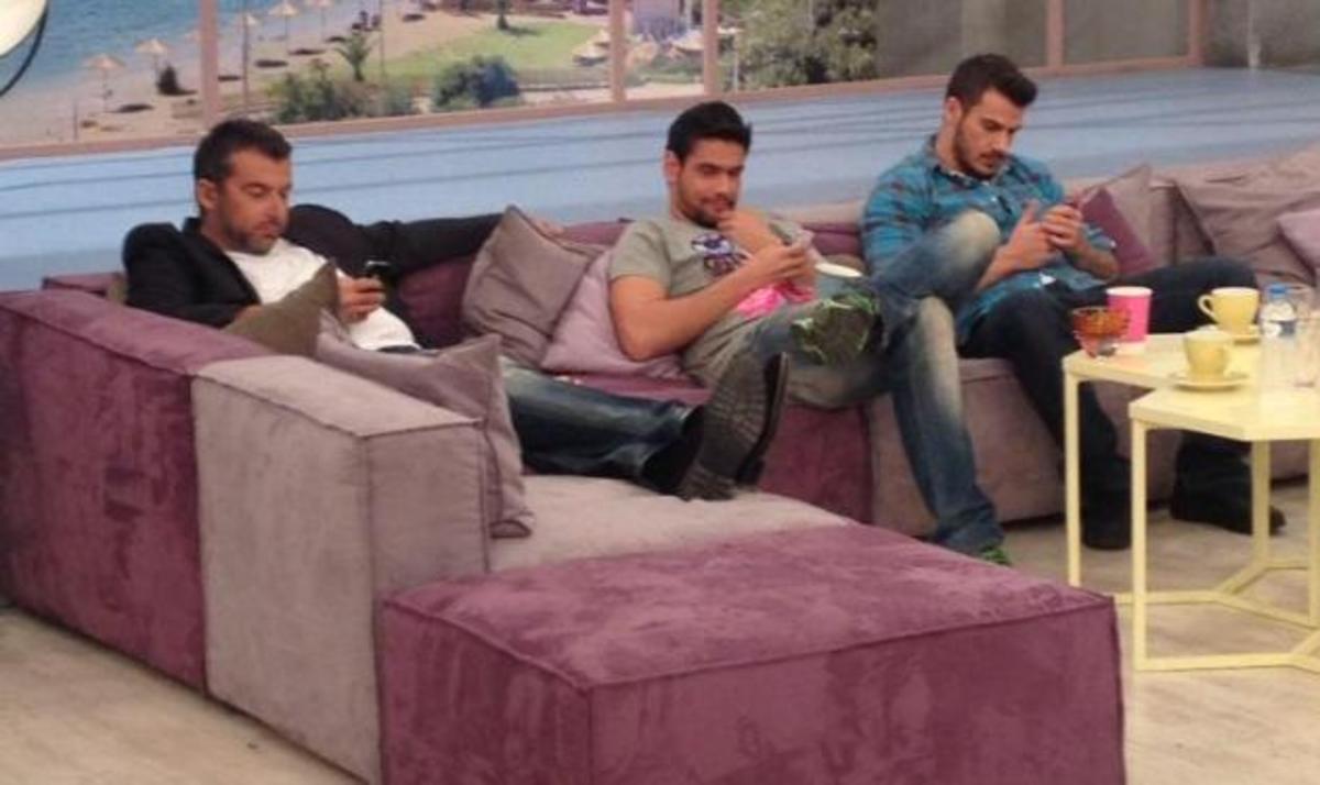 Τι κάνουν οι άντρες του «Πρωινό mou» στα διαλείμματα; | Newsit.gr