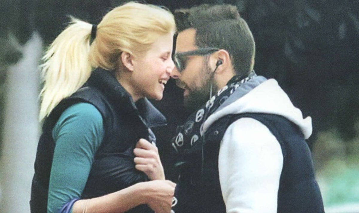 Ε. Αραβανή – Η. Βρεττός: Οι πρώτες τους κοινές φωτογραφίες στην Αθήνα! | Newsit.gr