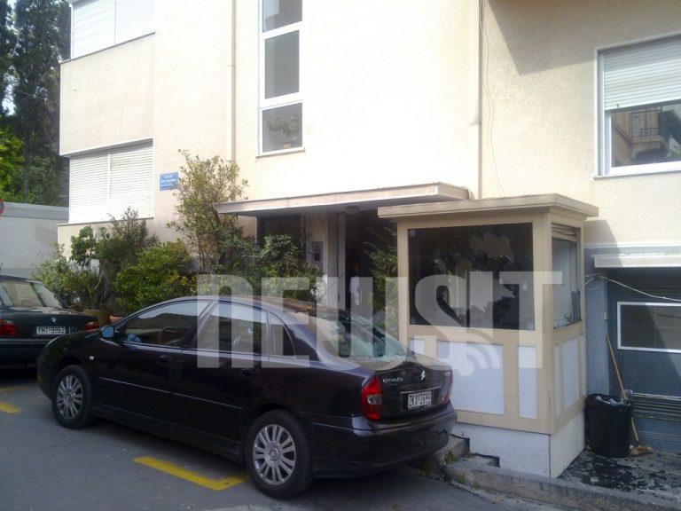 Επίθεση στο σπίτι του Κωνσταντίνου Μητσοτάκη   Newsit.gr