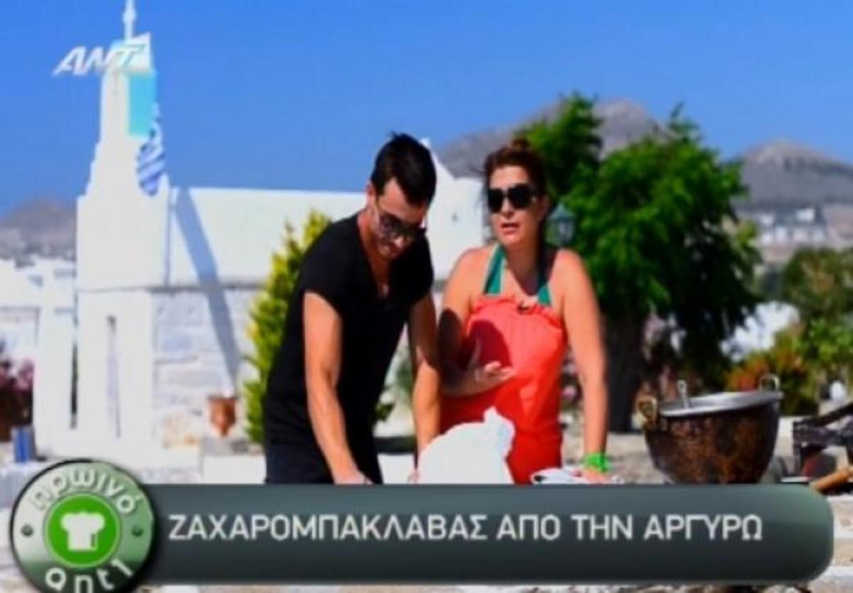 Το μήνυμα που έστειλε η Αργυρώ Μπαρμπαρίγου στον Άκη Πετρετζίκη!   Newsit.gr