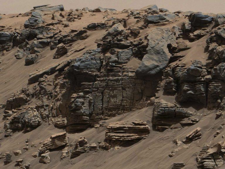 Το Curiosity βρήκε σημάδια ζωής στον Άρη! (video) | Newsit.gr