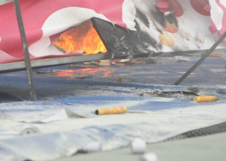 Συνέλαβαν έξι άτομα για την επίθεση στα γραφεία φιλάθλων του ΑΡΗ | Newsit.gr