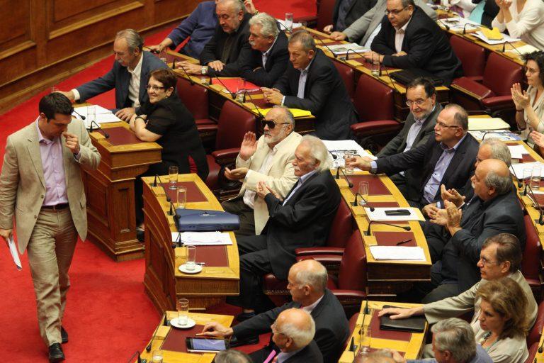 Καθηλωμένη Αριστερά – Προγραμματικές συμπληγάδες του ΣΥΡΙΖΑ | Newsit.gr