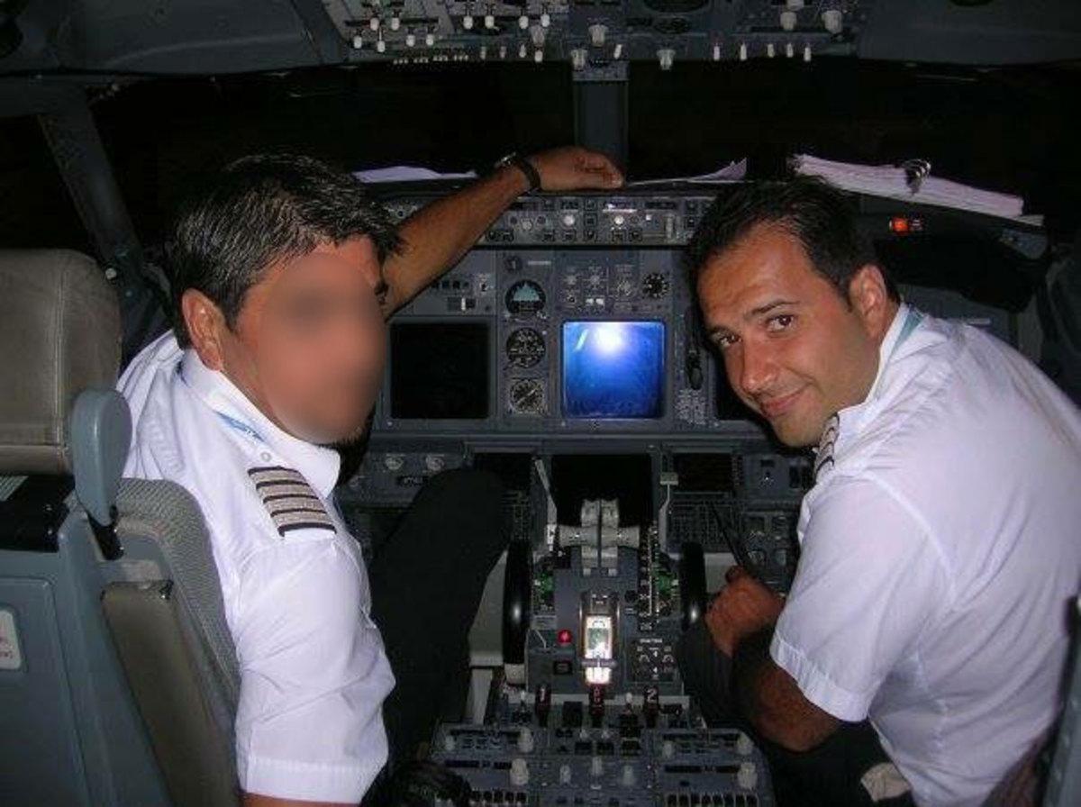 Άριστος Σωκράτους: Το τραγικό παιχνίδι της μοίρας για τον πιλότο του Boeing που συνετρίβη στη Ρωσία | Newsit.gr