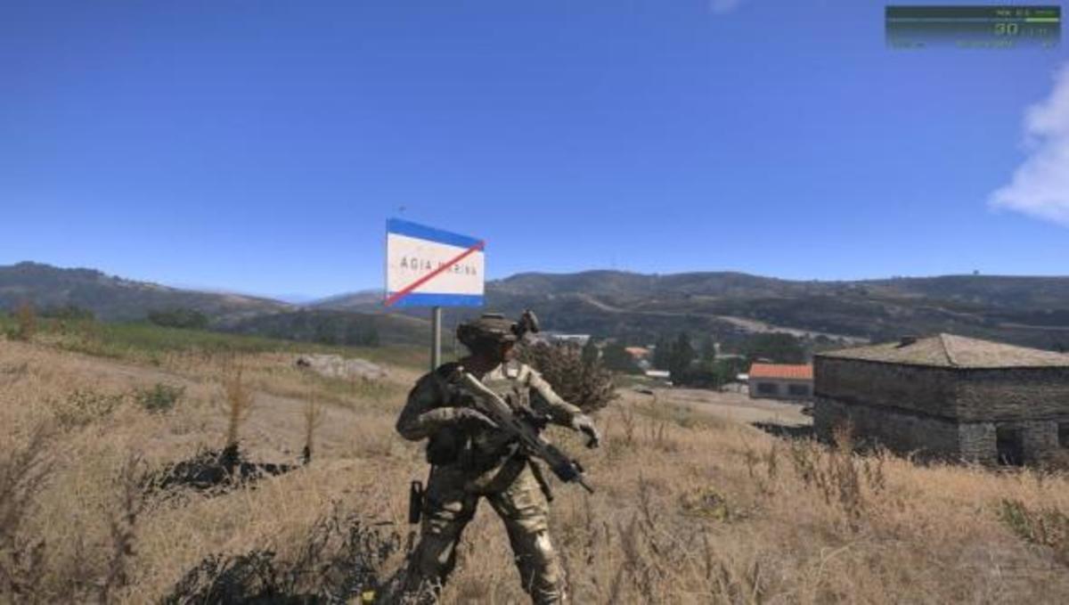Ρεαλιστικές φωτογραφίες της Λήμνου σε στρατιωτικό παιχνίδι! | Newsit.gr