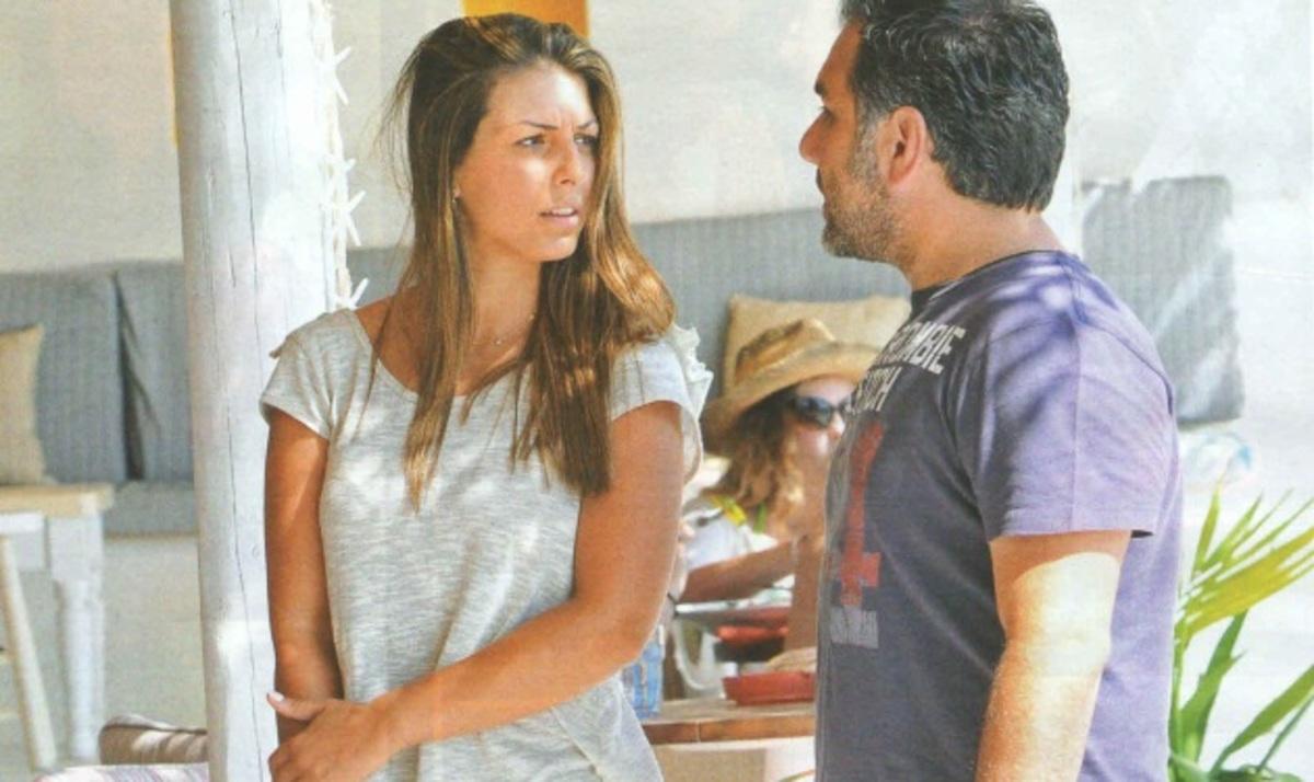 Γ. Αρναούτογλου: Ζει τον έρωτά του στη Νάξο! | Newsit.gr
