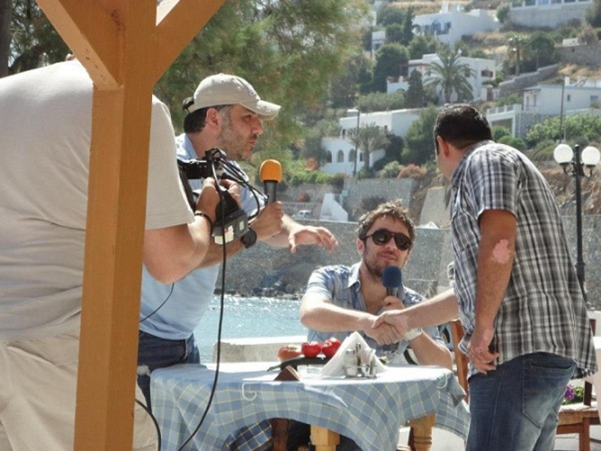 Τι ετοιμάζει ο Γρηγόρης Αρναούτογλου; | Newsit.gr