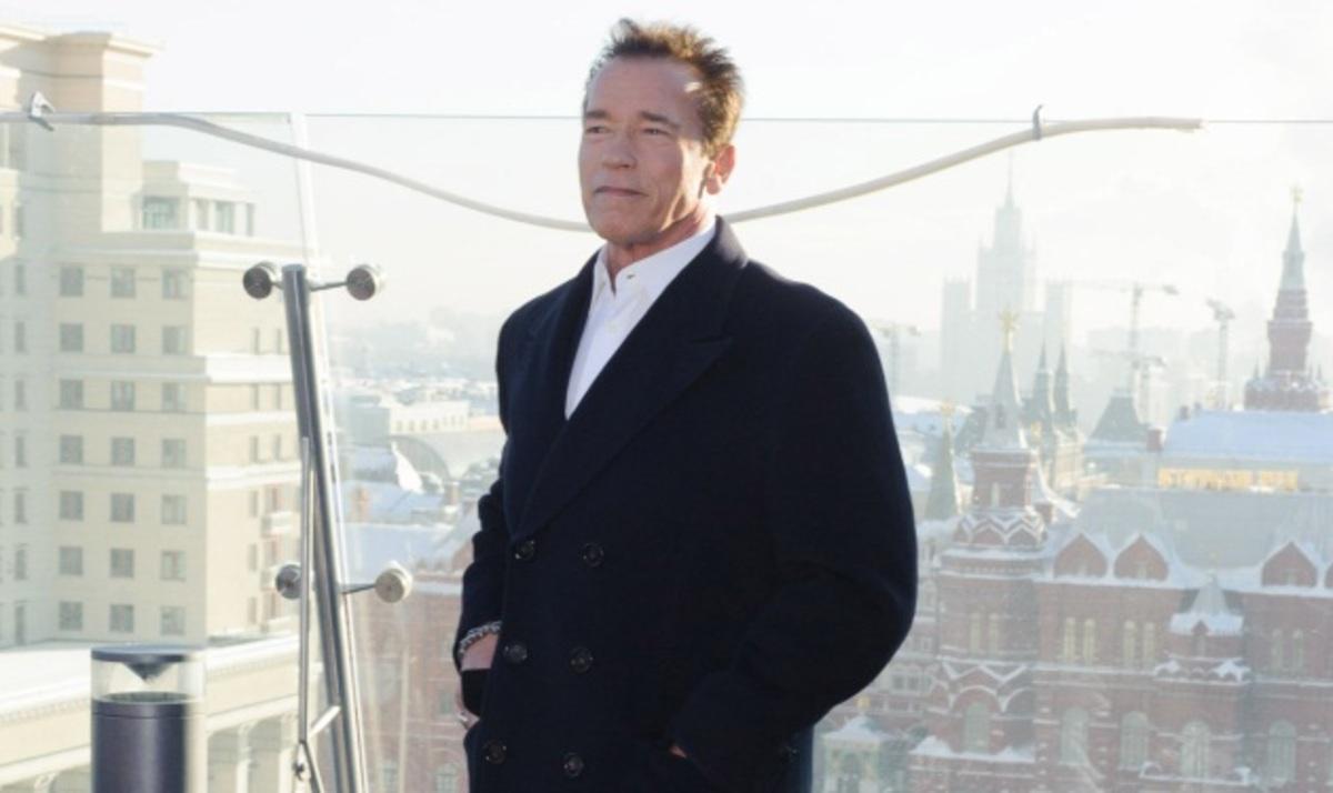 Arnold Schwarzenegger is back! Αποκλειστικά στο TLIFE συνέντευξη του ηθοποιού για τη νέα του ταινία   Newsit.gr