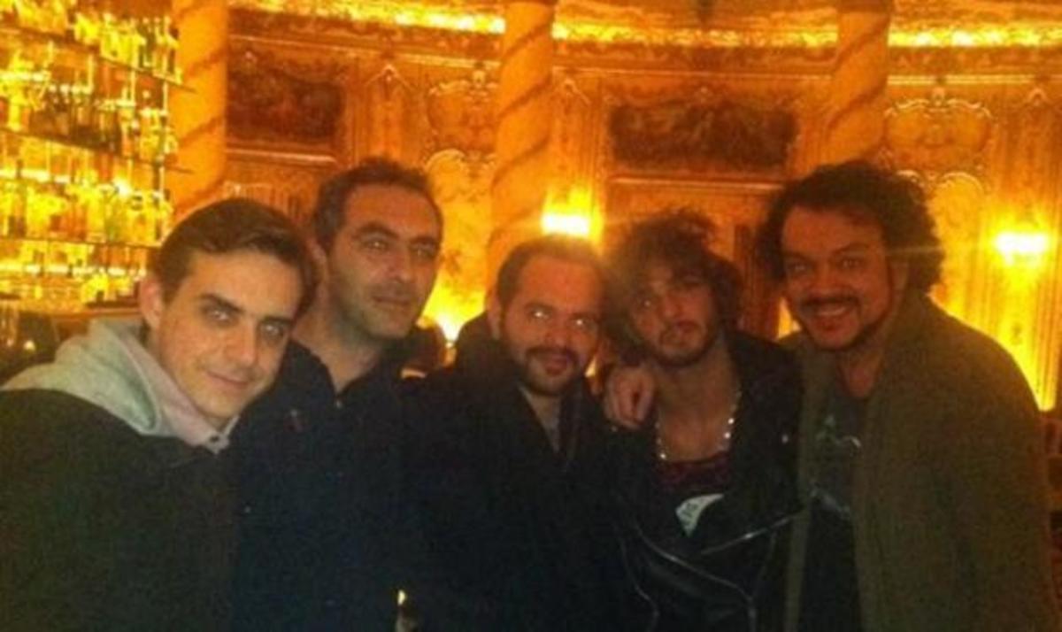 Kοντόπουλος – Αρσενάκος: Βρέθηκαν στα γενέθλια διάσημου, ξένου τραγουδιστή! | Newsit.gr