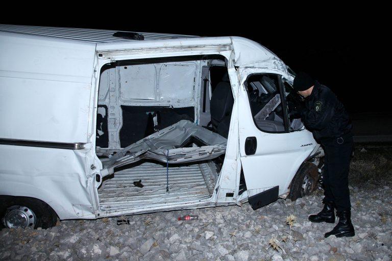 Θανατηφόρο τροχαίο στην εθνική Ιωαννίνων – Αρτας | Newsit.gr
