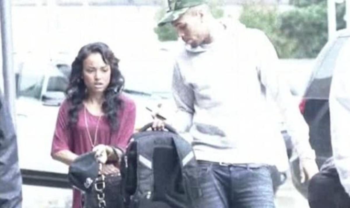 Έξαλλη η πρώην του Chris Brown για τις ερωτοτροπίες του με τη Rihanna! | Newsit.gr