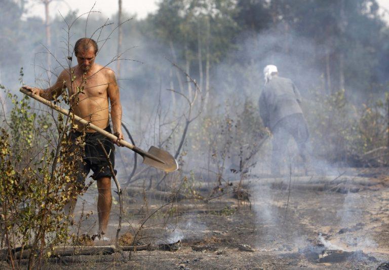 Πύρινος όλεθρος στη Ρωσία με 30 νεκρούς | Newsit.gr
