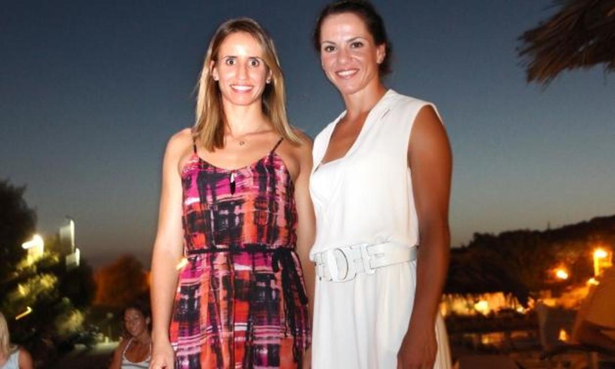 Β. Αρβανίτη – Μ. Τσιαρτσιάνη: Τα κορίτσια μας, του beachvolley γιόρτασαν  την πρόκριση! | Newsit.gr