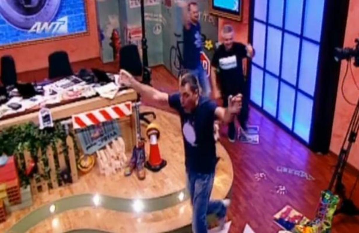 Ποια εκπομπή αντέγραψε την είσοδο των Ράδιο Αρβύλα; | Newsit.gr