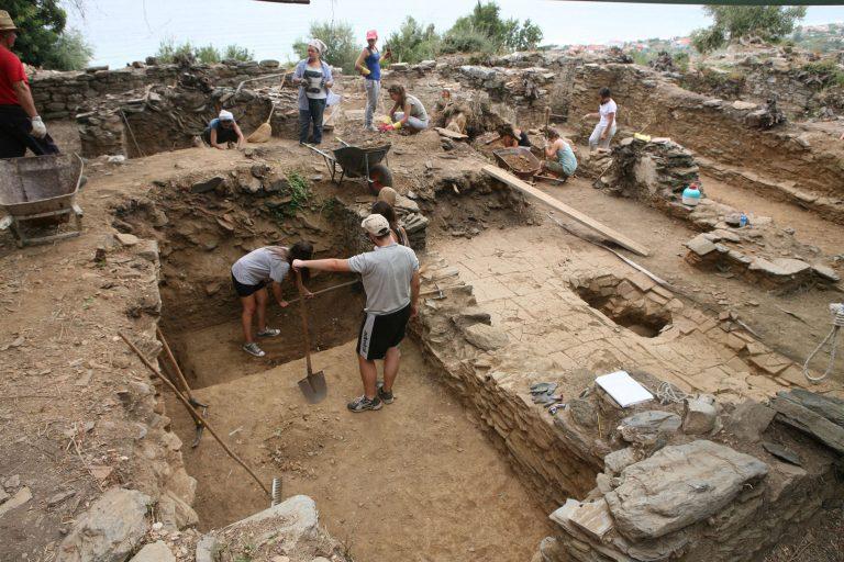 Ανασκαφές για την αποκάλυψη του Αρχαίου Γυμνασίου στην Αρχαία Ολυμπία   Newsit.gr