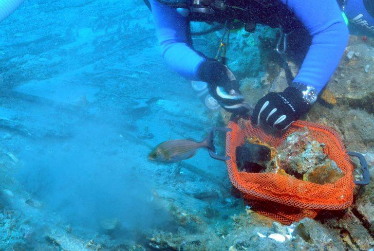 Ανακαλύφθηκαν ναυάγια της ελληνιστικής και οθωμανικής περιόδου   Newsit.gr