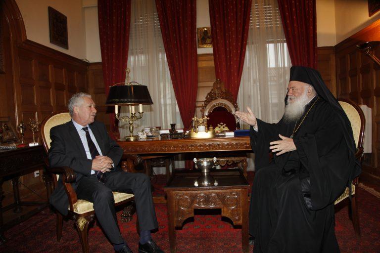 Συνάντηση Κουβέλη – Ιερώνυμου για ζητήματα της Εκκλησίας | Newsit.gr