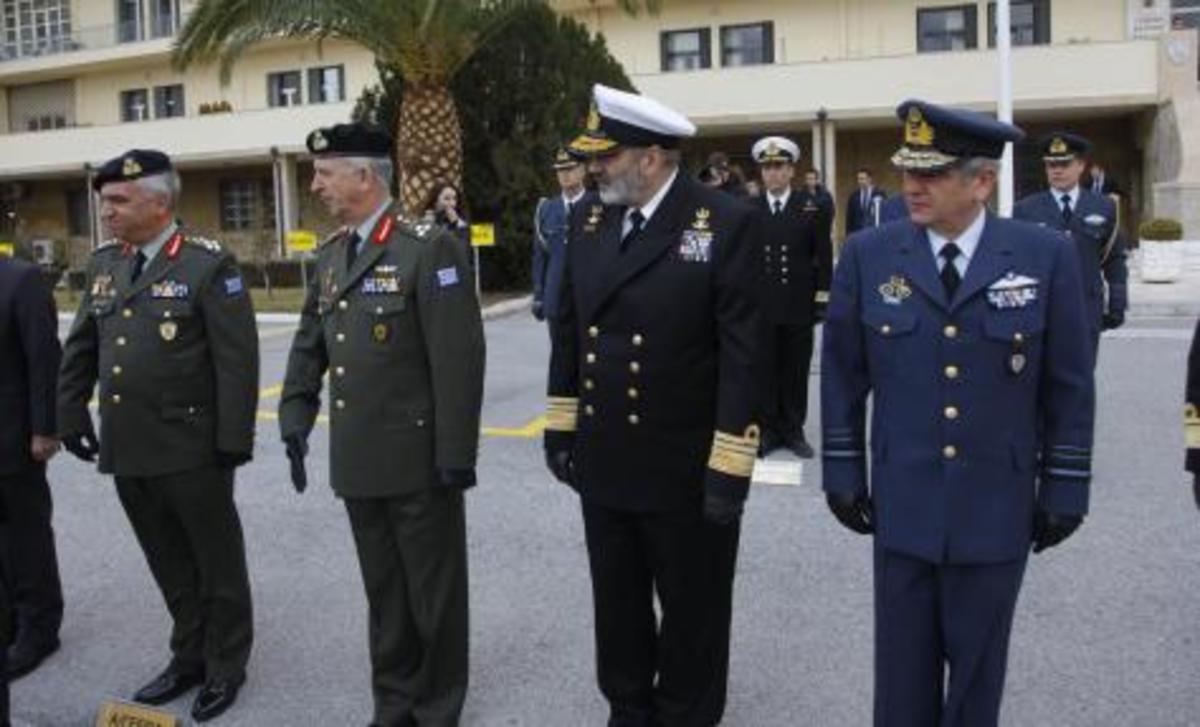 Σύσκεψη «στρατηγών» στο ΓΕΕΘΑ – Γιατί συγκεντρώθηκαν οι Αρχηγοί | Newsit.gr